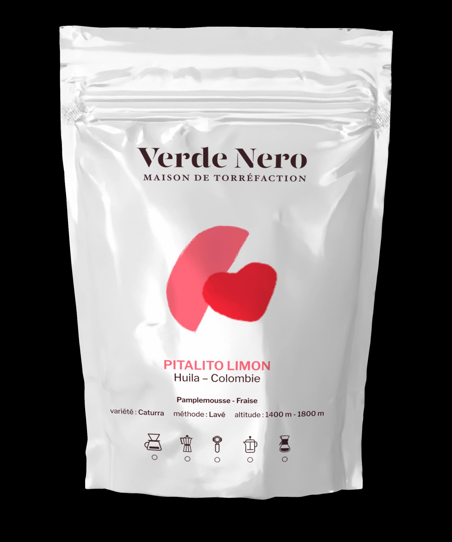 Verde Nero Café - Pitalito Limon