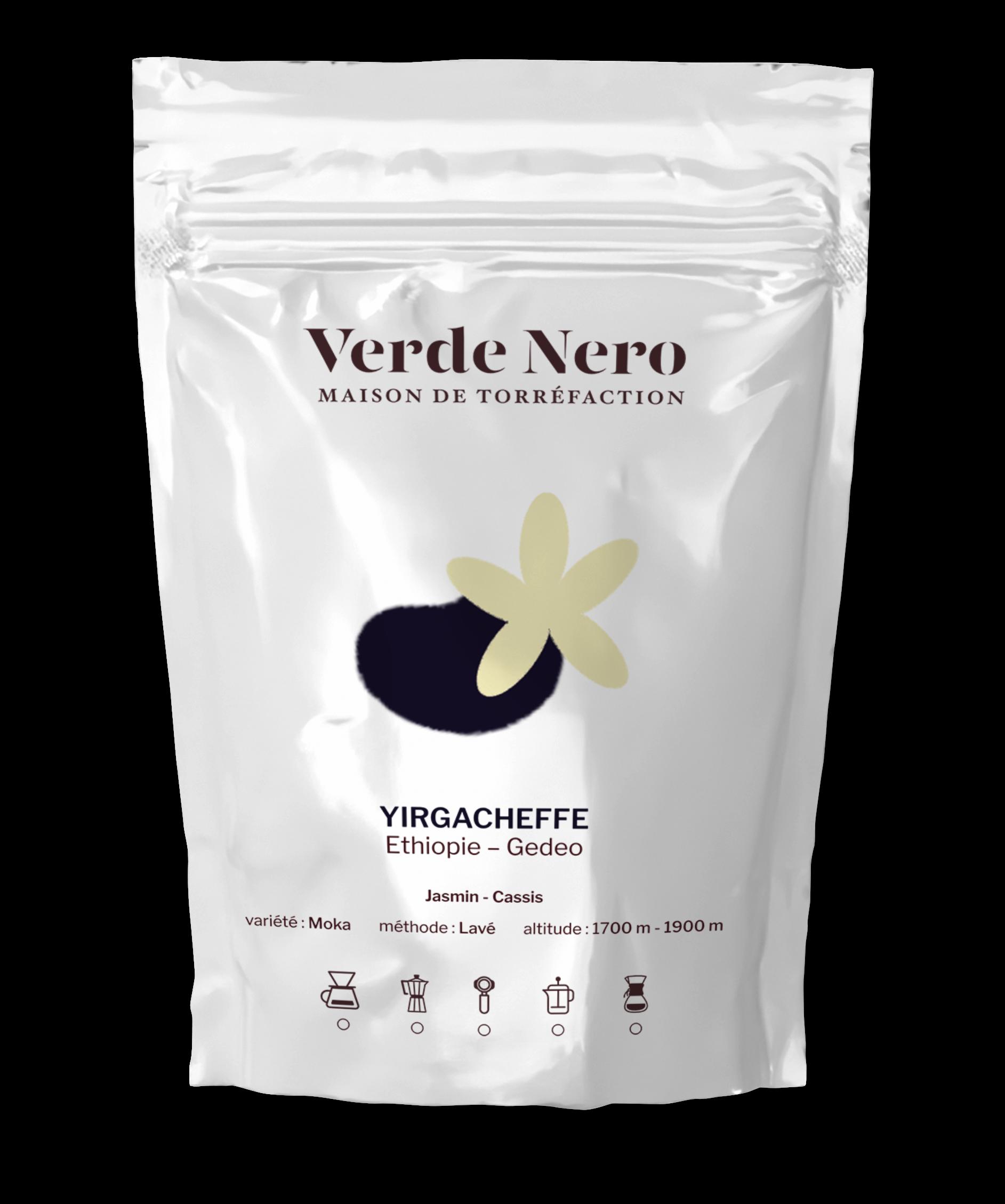 Verde Nero Café - Yirgacheffe