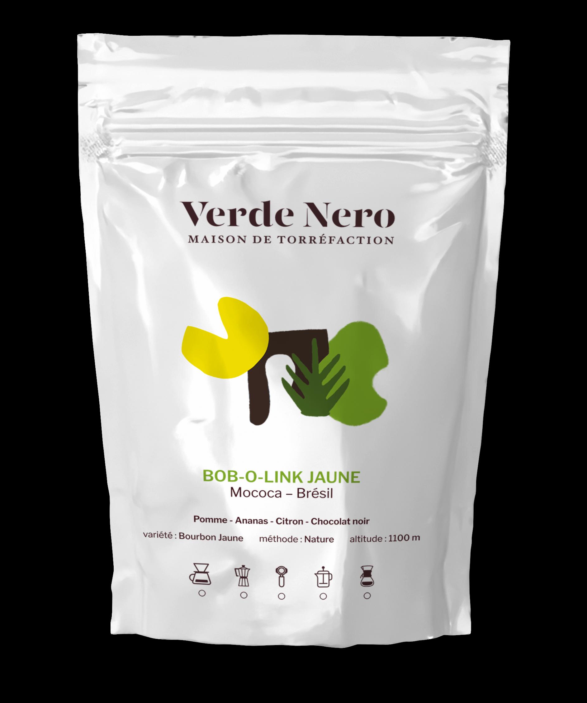 Verde Nero Café - Bob-O-Link Jaune
