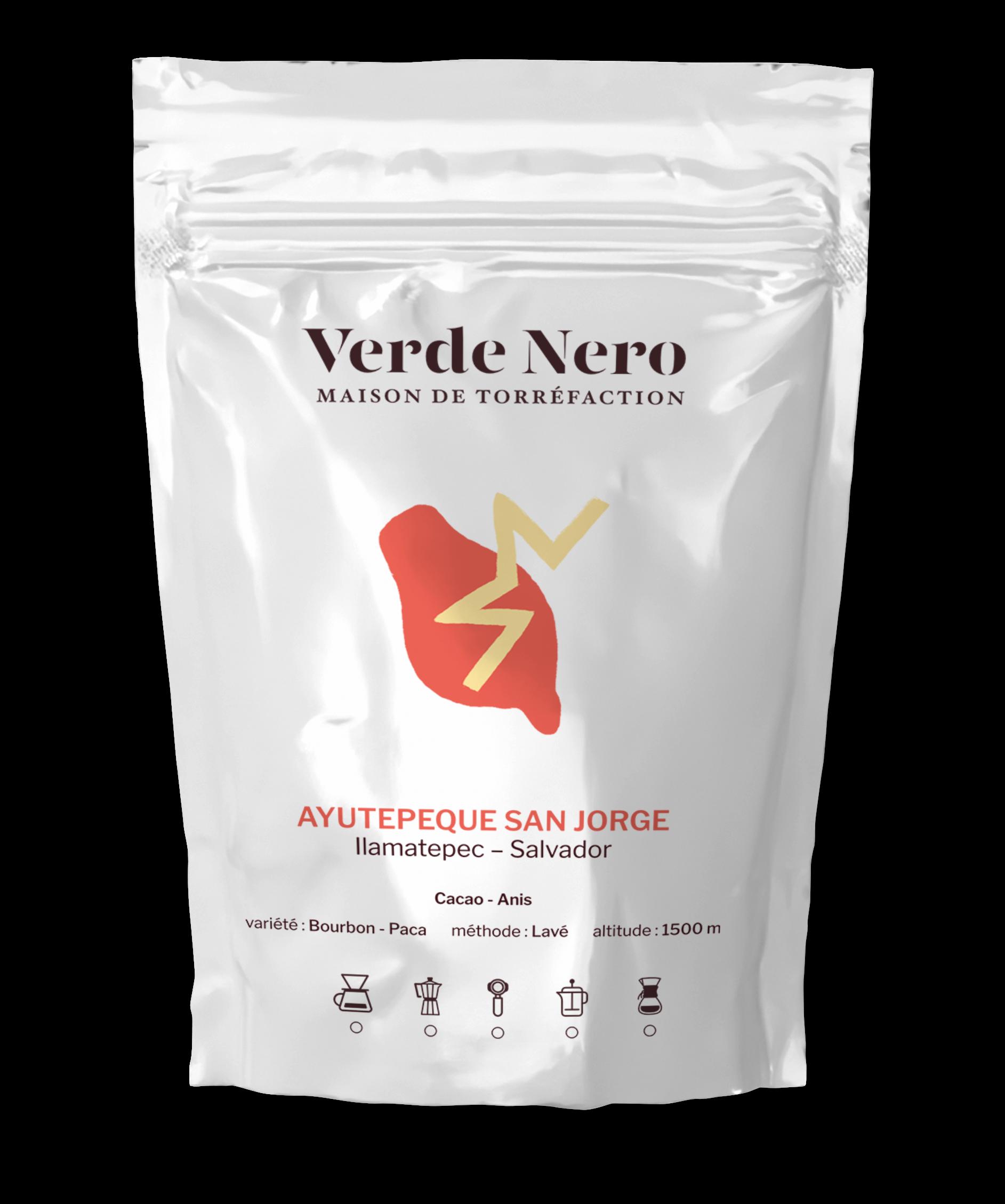 Verde Nero - Ayutepeque San Jorge