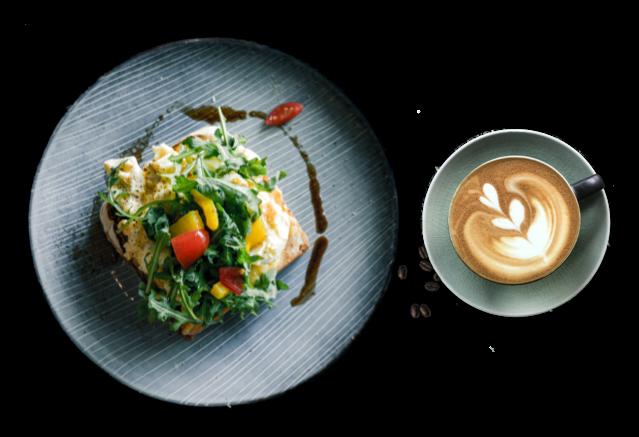 Verde Nero Café - Formules déjeuners