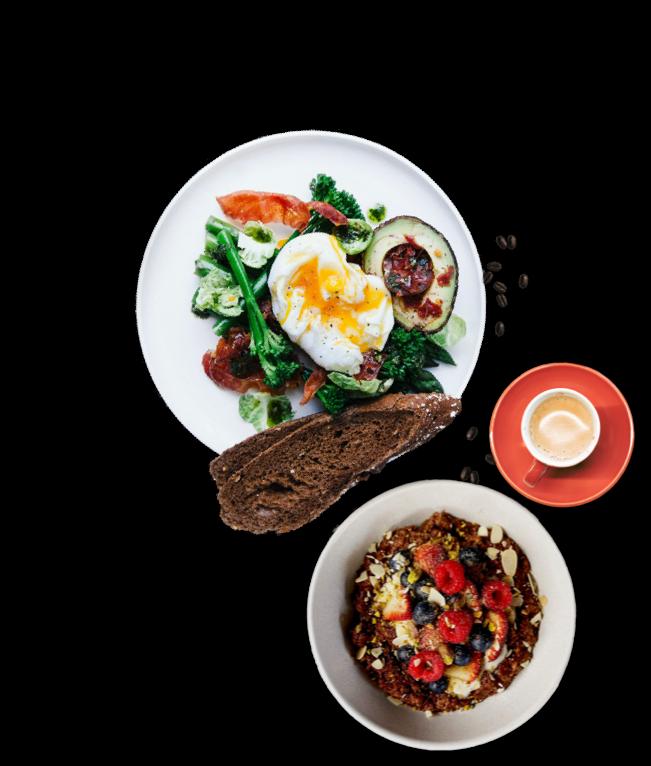 Verde Nero Café - Easy brunch