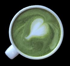 Verde Nero Café - Matcha thé