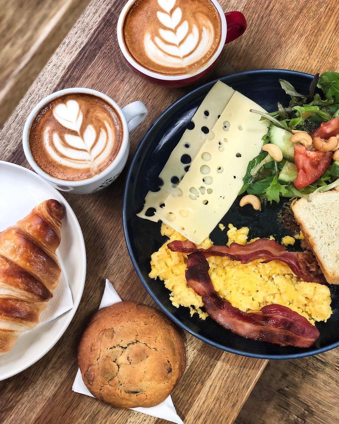Verde Nero Café - Petits déjeuners & brunchs